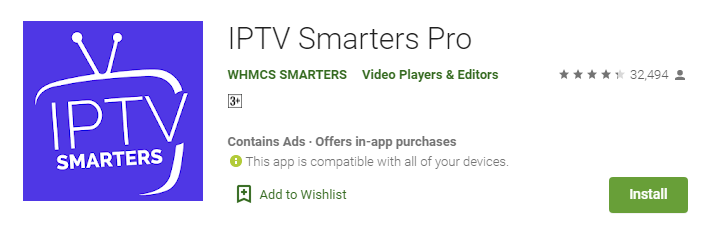 download iptv smarters pro for pc