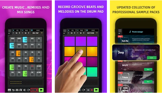 download mixpads for pc