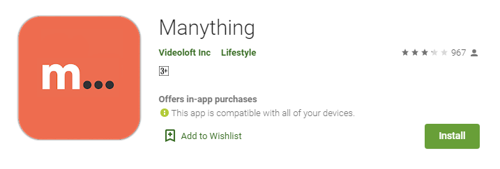 Download Manything for PC